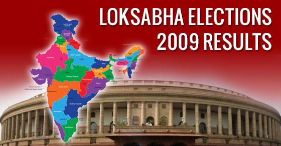Lok Sabha Election Result 2009 | General Election Results