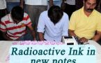 Radioactive ink being used in new Rs 2000, Rs 500 notes