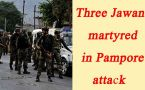 Pampore Attack: 3 soldiers killed after terror attack on Army convoy