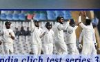 India clinch test series 3-0, defeats England at Mumbai