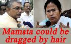 Dilip Ghosh drag by hair remark to Mamata Banerjee, Fatwa issued for BJP chief