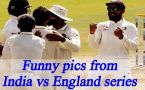 India Vs England: Watch Funny and interesting pictures from the series