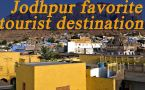 Jodhpur among top 10 tourist destination globally