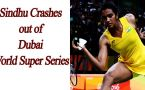 PV Sindhu crashes out of Dubai World Superseries, loses to Sung Ji Hyun