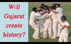 Ranji Trophy Final: Gujarat need 265 to create history