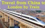 China freight train to London: Another step in exploring ancient trade routes