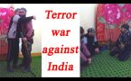 Jammu & Kashmir:  Hizbul Mujahideen and LashkareTayiba provoke terrorists to wage a war against India