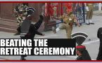 Beating the Retreat Ceremony at Wagah Border; Watch Video