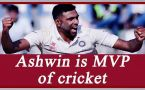 Ravichandran Ashwin is MVP to cricket world : Whatmore