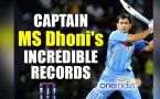 MS Dhoni's captaincy records, find out in Pictures