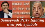 UP Elections 2017: Samajwadi Party fighting over selecting poll symbol, options given by EC