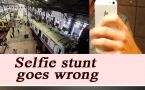 Mumbai teen's Selfie stunt goes wrong, almost electrocutes