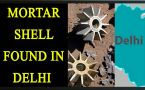 Delhi: Abandoned mortar shell found near Vasant Kunj