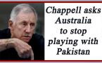 Ian Chappell lashes out at Pakistan, asks not to invite this team