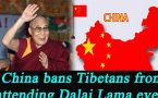China seizes passports of Tibetans who willing to attend Dalai Lama event