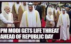 PM Modi gets life threat ahead of Republic Day: IB Alerts
