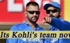 MS Dhoni steps down as ODI skipper, feels its Virat Kohli's team now