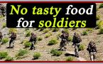 Indian soldiers served tasteless food at high altitude says army report