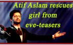 Atif Aslam stops concert to rescue girl from eveteasing, Watch Video