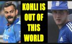 Virat Kohli is from another planet, says Michael Vaughan