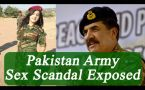 Pakistan Army using Pashtun girls as sex workers