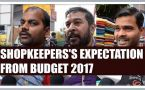 Budget 2017 : Road side vendors want to be made legal, Watch Video