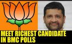 BMC: BJP  candidate declares Rs 690 crore worth assets