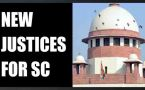 Supreme Court gets 5 new judges, increasing strength to 28 including CJI