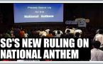 Supreme Court says no need to stand up on National Anthem if played in film