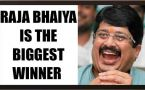 UP Election Results 2017 Live: Raja Bhaiya wins by 1 lac votes