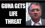 Ramachadra Guha gets life threat for views over PM Modi, Amit Shah