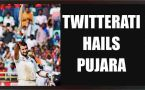 India vs Australia 3rd Test : Cheteshwar Pujara scores first century in series; Twitter reacts