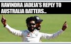 Ravindra Jadeja clinches 6 wickets, Australia all out for 276 lead India by 87 runs