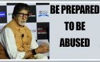 Amitabh Bachchan says, social media is a nasty place: Watch video