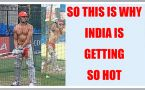 IPL 10 : Shirtless David Miller in the nets will make girls go weak in their knees