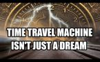 Time travel machine is possible, says science