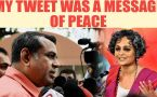 Paresh Rawal justifies his tweet against  Arundhati Roy