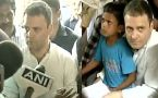 Rahul Gandhi denied visit to riottorn Saharanpur, returns to Delhi