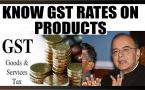 GST council fixes tax rates, know what they are?