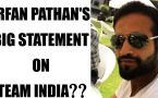 Irfan Pathan claims Virat Kohli led Team India will defend Champions Trophy