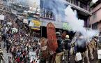 Gorkha Janmukti Morcha strike enters its 8th day ; Darjeeling still at unrest