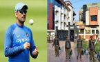 ICC Champions Trophy : MS Dhoni's residence get security cover after India's defeat