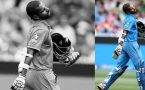 ICC Champions Trophy : Shikhar Dhawan misses out on 50, goes for 46 runs