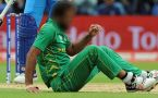 ICC Champions Trophy : Pakistan pacer Wahab Riaz ruled out