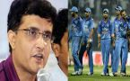 ICC Champions Trophy : Virat Kohli & Co meets Sourav Ganguly ahead of Kumble's tenure end