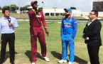 India vs WI 3rd ODI : Virat Kohli & co to bat first after hosts win toss and elect to bowl