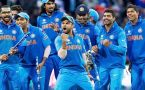 ICC Champions Trophy : India Predicted XI for Pakistan match