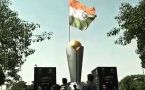 ICC Champions Trophy : Gigantic trophy replica put up at Connaught Place