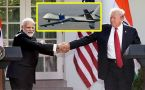 Modi-Trump meet : US issues Guardian drone export license for India