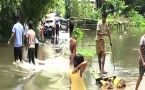 Assam floods: 50 dead, many in relief camps; misery continues